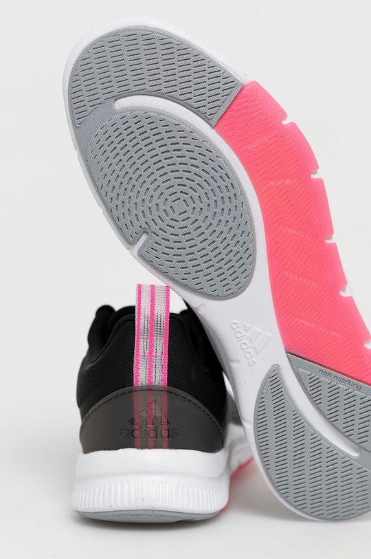 adidas - Boty NOVAMOTION  Svršek: Umělá hmota, Textilní materiál Vnitřek: Textilní materiál Podrážka: Umělá hmota