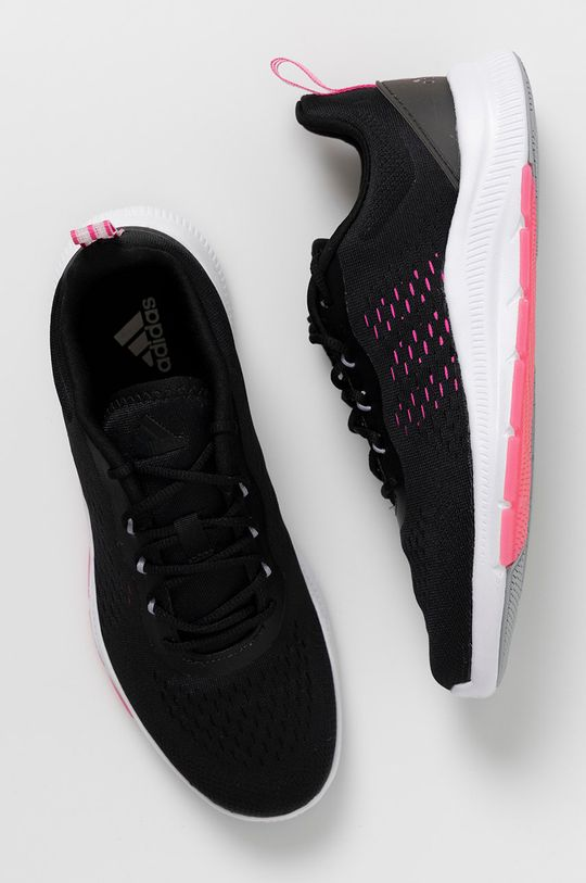 černá adidas - Boty NOVAMOTION