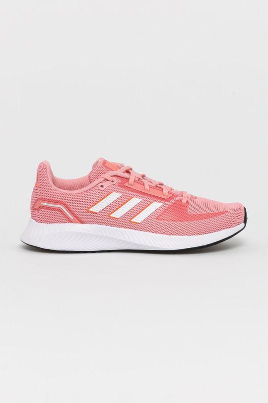 ostry różowy adidas - Buty Run Falcon 2.0 Damski