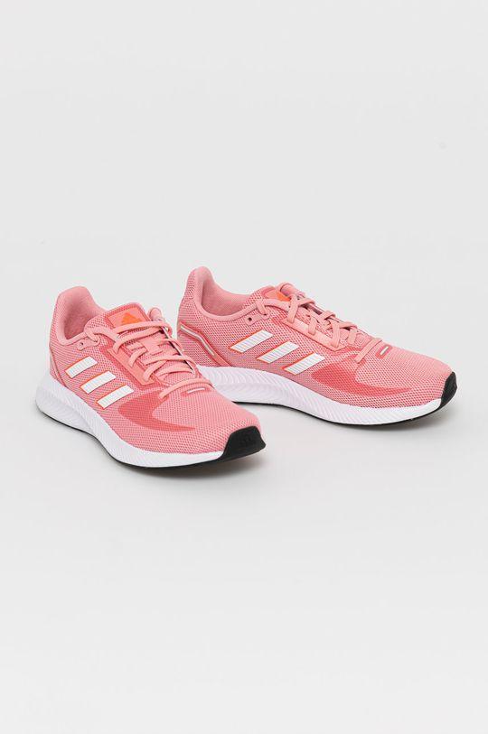 adidas - Buty Run Falcon 2.0 ostry różowy