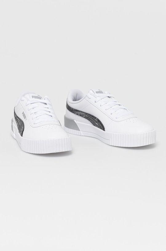 Puma - Buty Carina Untamed biały