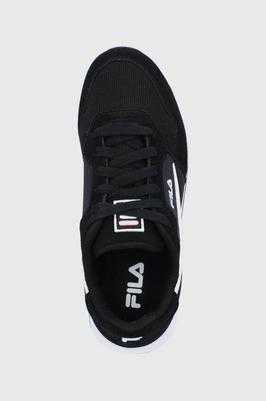 čierna Fila - Topánky Retroque