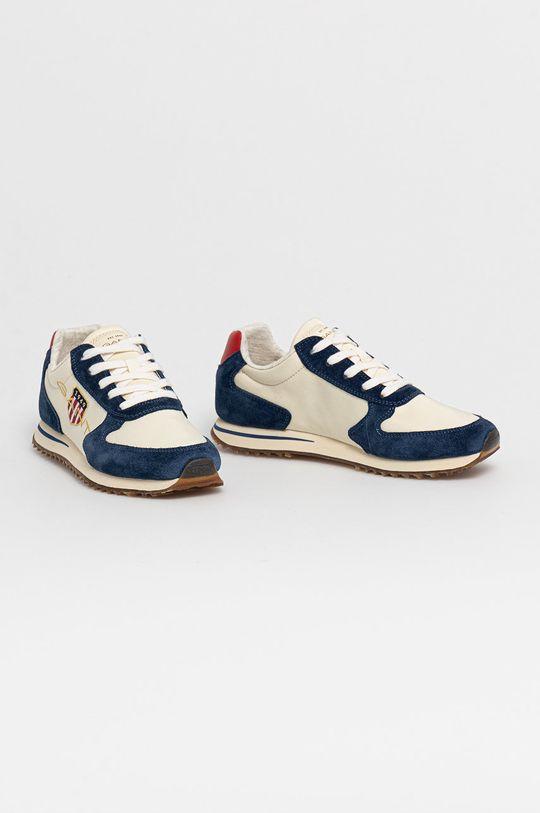 Gant - Topánky Beja krémová