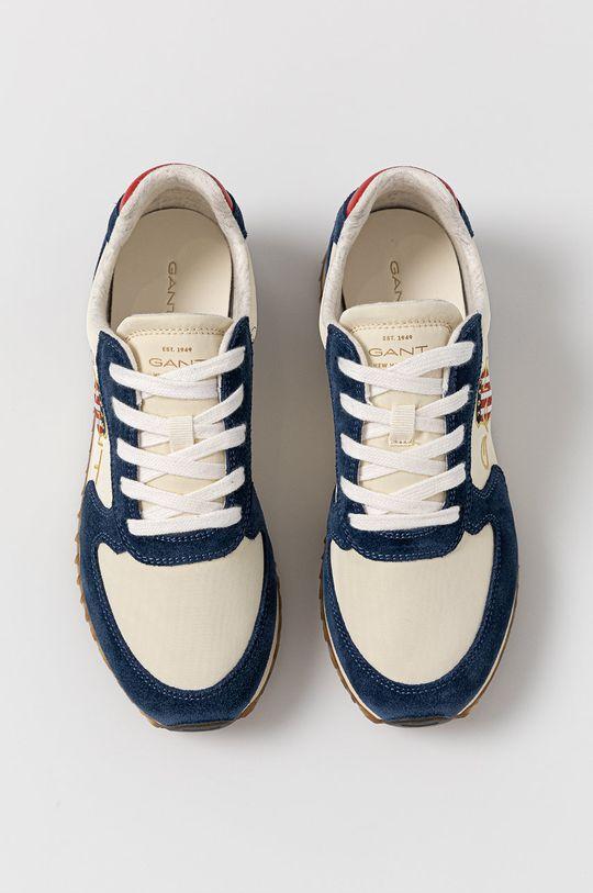 krémová Gant - Topánky Beja
