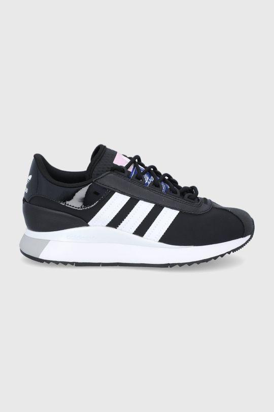 čierna adidas Originals - Topánky SL Andridge Dámsky