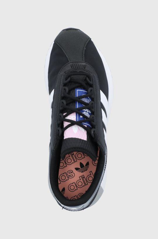 čierna adidas Originals - Topánky SL Andridge