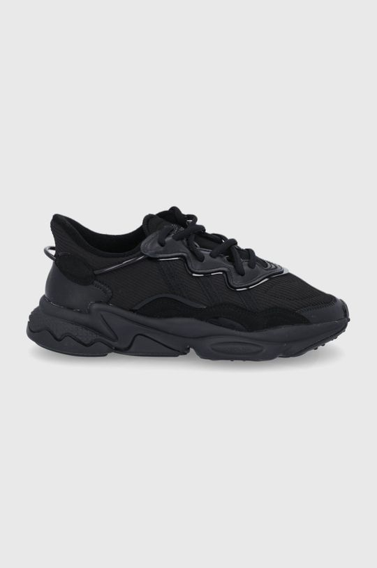 czarny adidas Originals - Buty Ozweego Damski