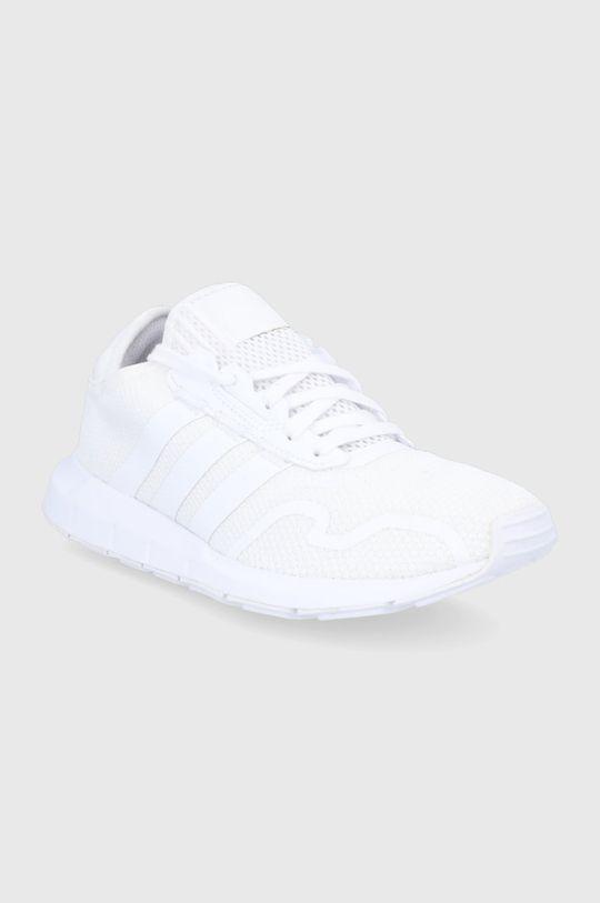 adidas Originals - Topánky SWIFT RUN X biela