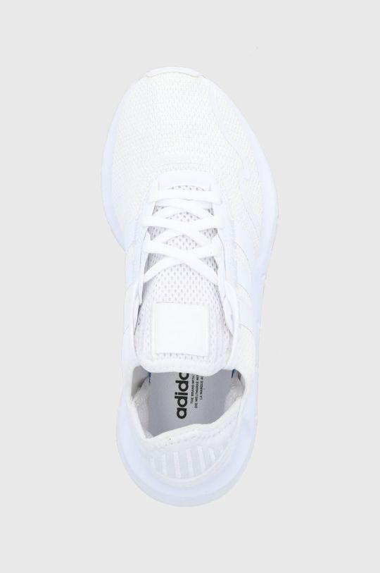 biela adidas Originals - Topánky SWIFT RUN X