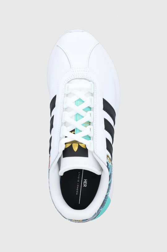 biały adidas Originals - Buty ANDRIDGE