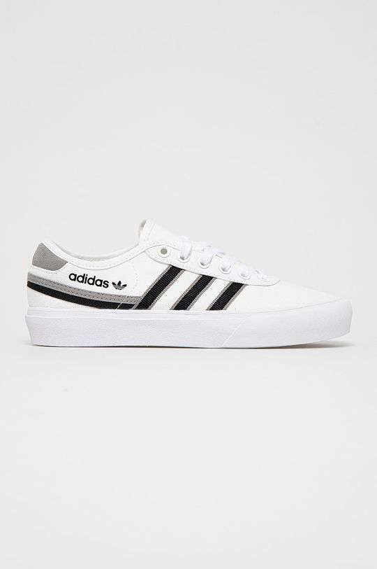 biela adidas Originals - Tenisky Delpala Dámsky