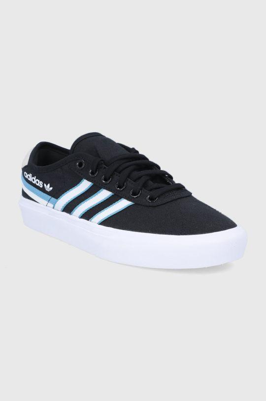 adidas Originals - Tenisówki Delpala czarny