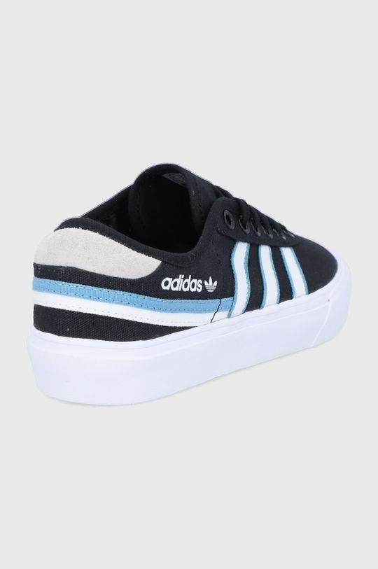 adidas Originals - Tenisówki Delpala Cholewka: Materiał tekstylny, Skóra zamszowa, Wnętrze: Materiał tekstylny, Materiał syntetyczny, Podeszwa: Materiał syntetyczny