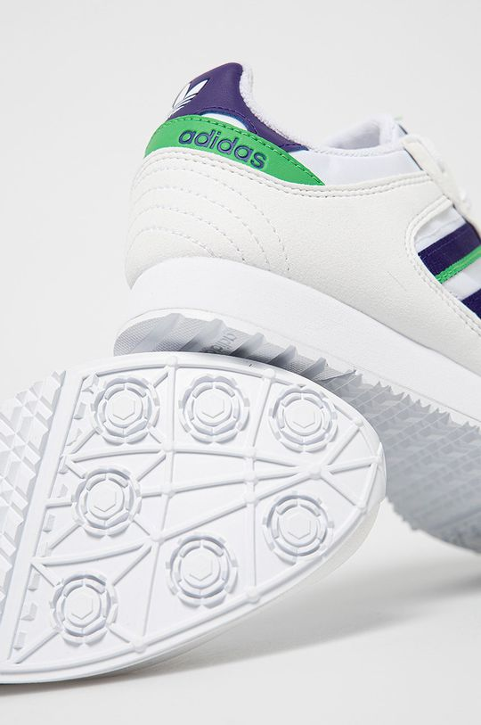 biela adidas Originals - Topánky Special