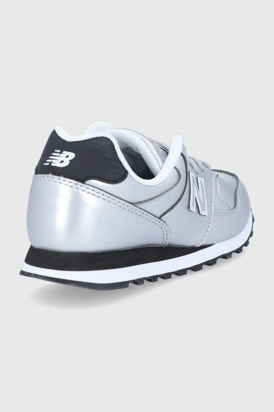 New Balance - Detské kožené topánky WL393EA1  Zvršok: Prírodná koža Vnútro: Textil Podrážka: Syntetická látka