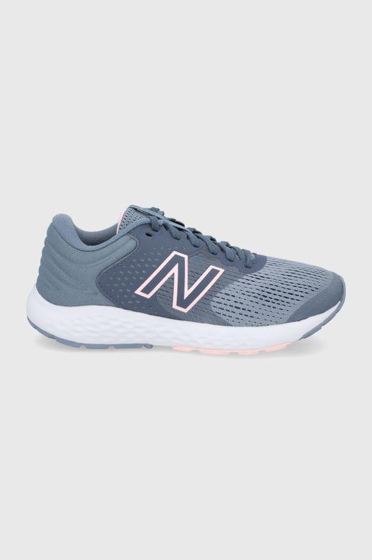 sivá New Balance - Topánky W520LP7 Dámsky