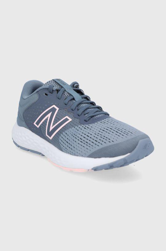 New Balance - Topánky W520LP7 sivá