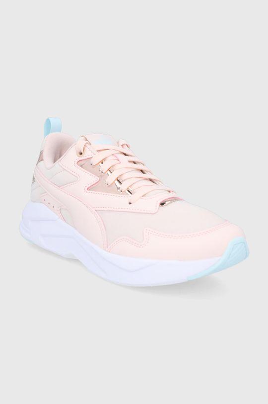 Puma - Topánky X-ray Lite ružová