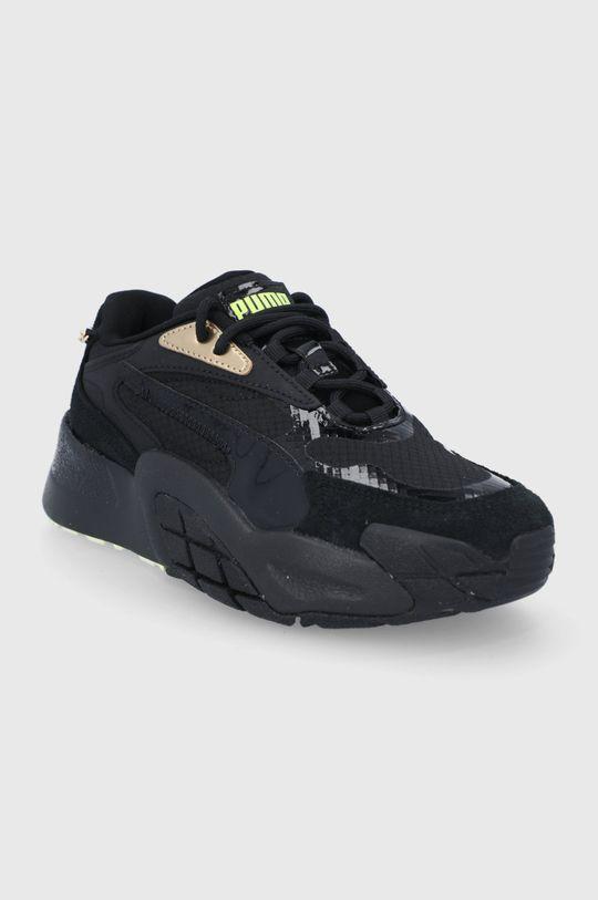Puma - Topánky Hedra čierna