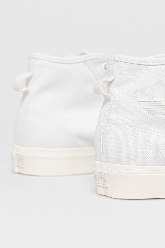 adidas Originals - Kecky Nizza Hi  Svršek: Textilní materiál Vnitřek: Textilní materiál Podrážka: Umělá hmota