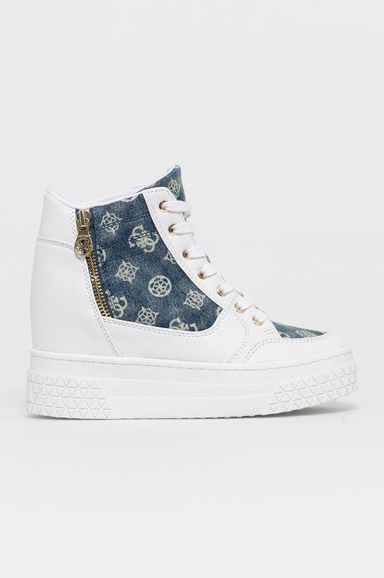 alb Guess - Pantofi De femei