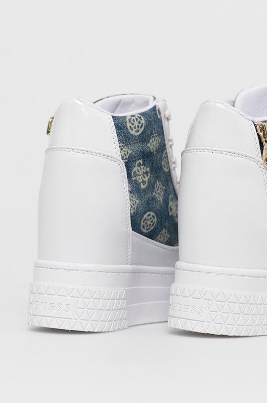Guess - Pantofi  Gamba: Material sintetic, Material textil Interiorul: Material textil Talpa: Material sintetic