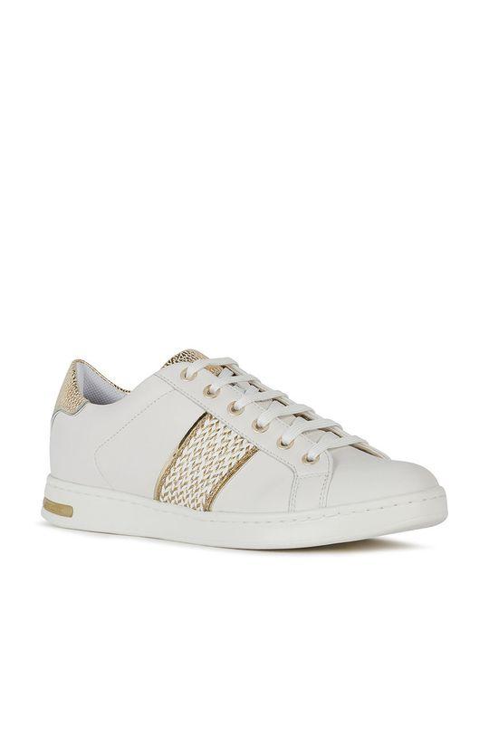 Geox - Topánky biela