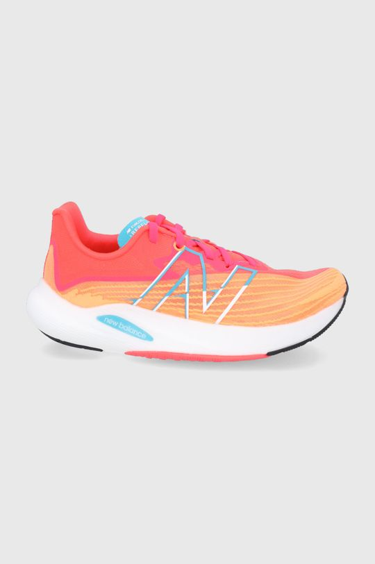 oranžová New Balance - Topánky WFCXLM2 Dámsky
