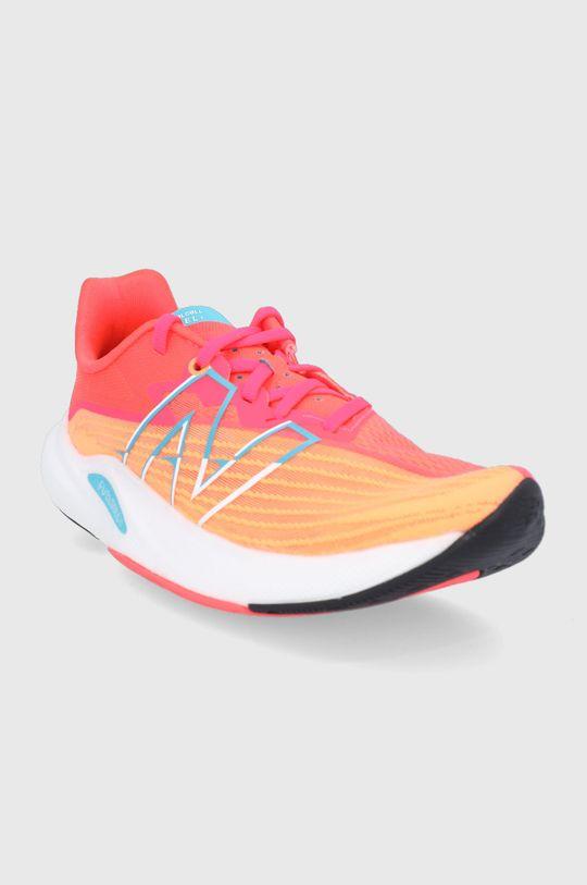 New Balance - Topánky WFCXLM2 oranžová