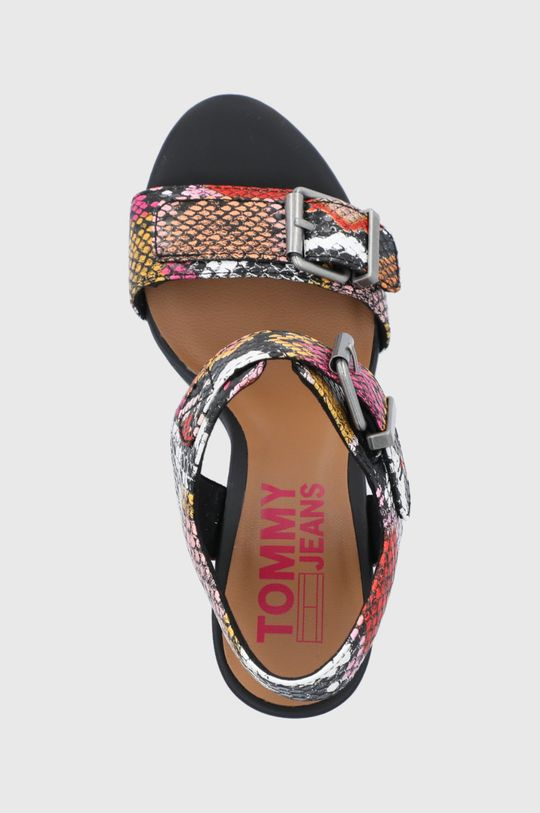 multicolor Tommy Jeans - Sandały