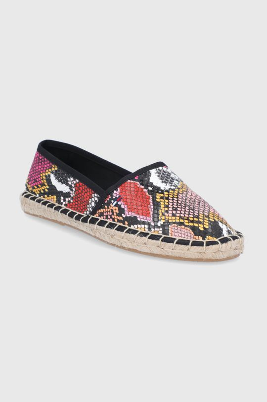 Tommy Jeans - Espadryle multicolor