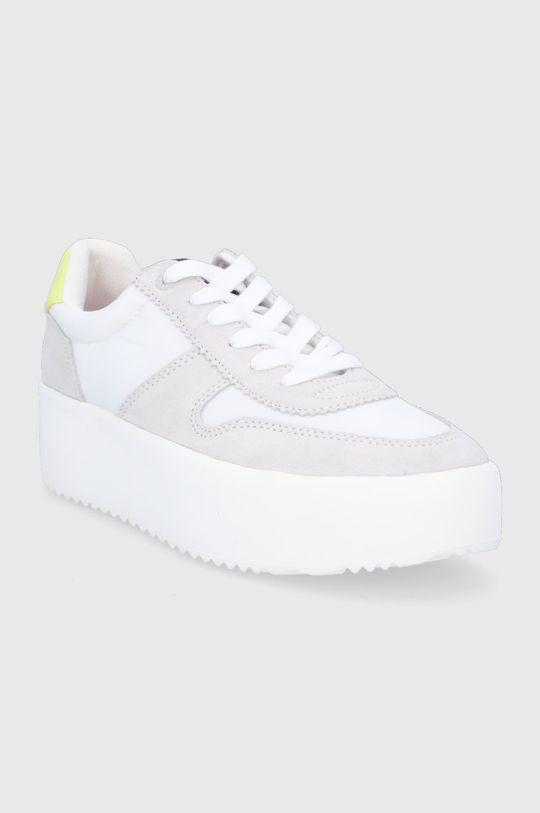 BIMBA Y LOLA - Topánky biela