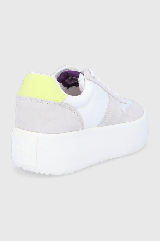 BIMBA Y LOLA - Topánky  Zvršok: Textil, Semišová koža Vnútro: Textil Podrážka: Syntetická látka