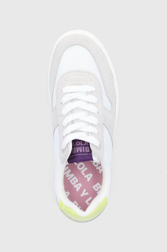 biela BIMBA Y LOLA - Topánky