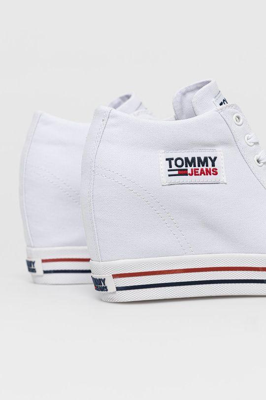 Tommy Jeans - Trampki Cholewka: Materiał tekstylny, Wnętrze: Materiał tekstylny, Podeszwa: Materiał syntetyczny