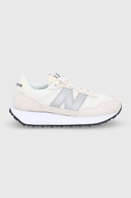 krémová New Balance - Topánky WS237CB Dámsky