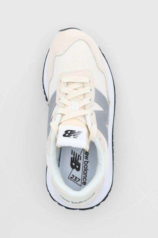 krémová New Balance - Topánky WS237CB