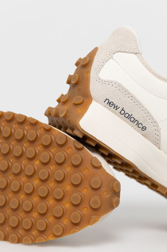 New Balance - Topánky WS327KB  Zvršok: Prírodná koža Vnútro: Textil Podrážka: Syntetická látka