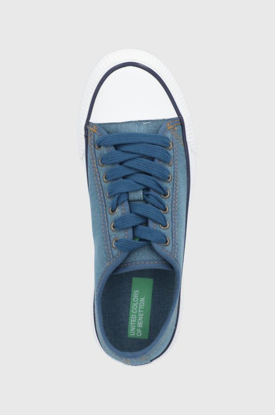 modrá United Colors of Benetton - Tenisky