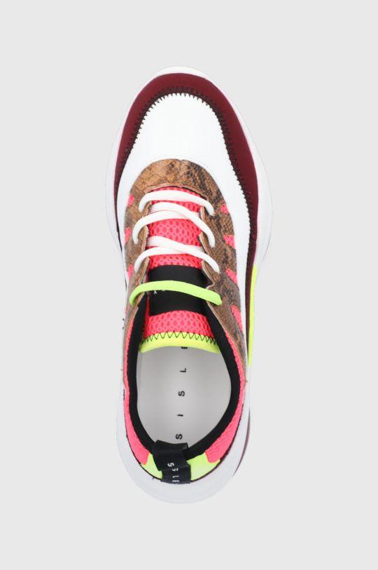 biela Sisley - Topánky