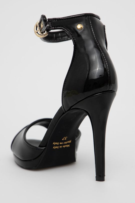 Sisley - Sandały Cholewka: Materiał syntetyczny, Wnętrze: Materiał syntetyczny, Skóra naturalna