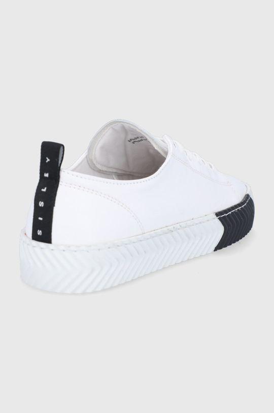 Sisley - Kožené boty  Svršek: Přírodní kůže Vnitřek: Umělá hmota, Textilní materiál Podrážka: Umělá hmota