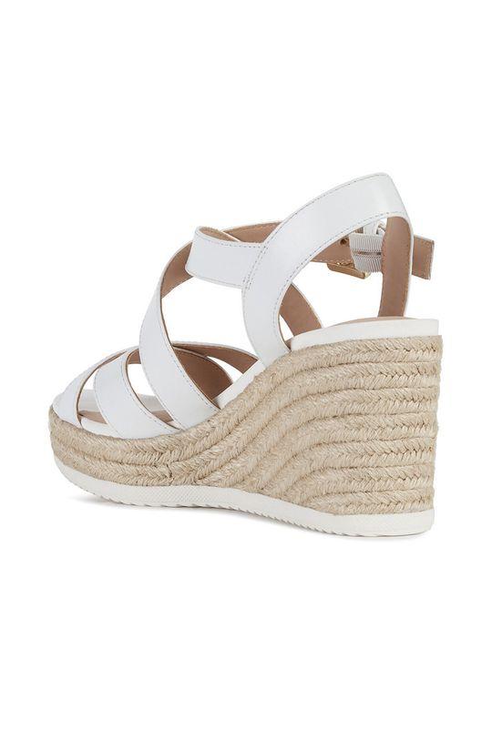 biały Geox - Sandały