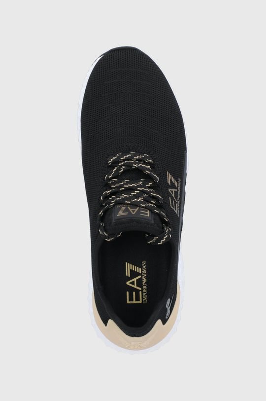 czarny EA7 Emporio Armani - Buty
