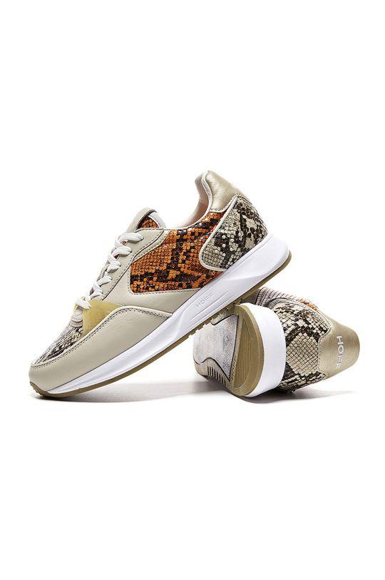 biela Hoff - Topánky NAVIGLI