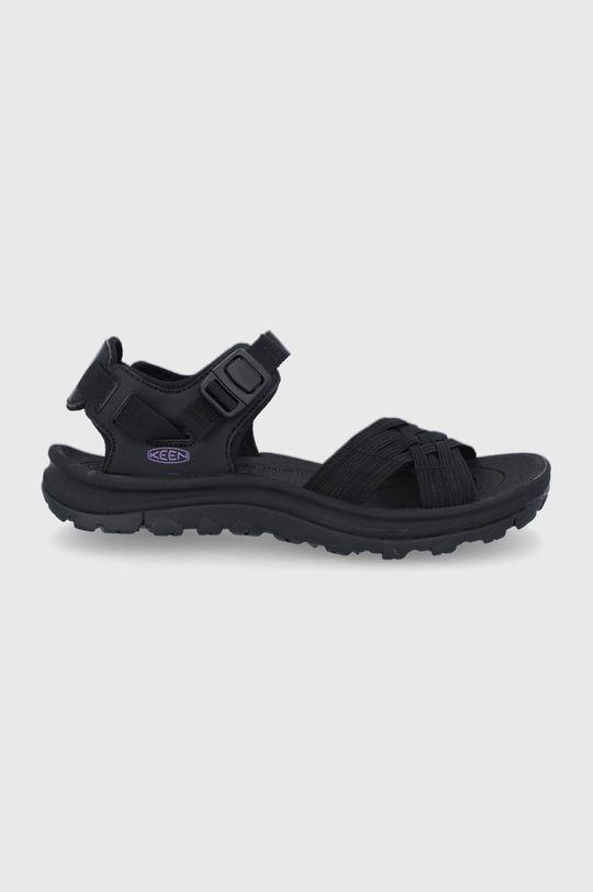 černá Keen - Sandály TERRADORA II Dámský