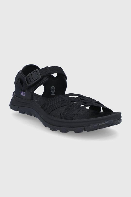 Keen - Sandály TERRADORA II černá