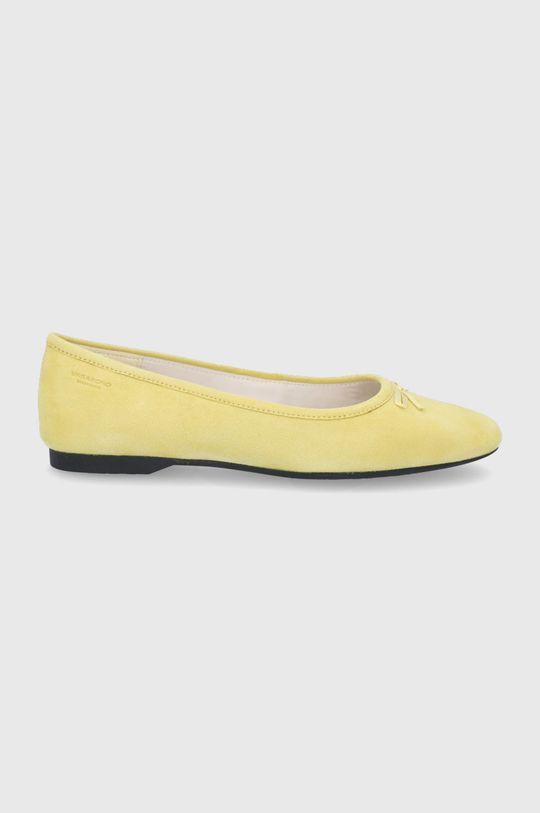 żółty Vagabond - Baleriny MADDIE Damski
