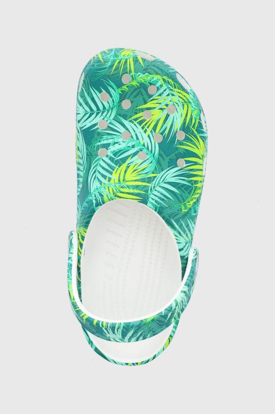 zielony Crocs - Klapki
