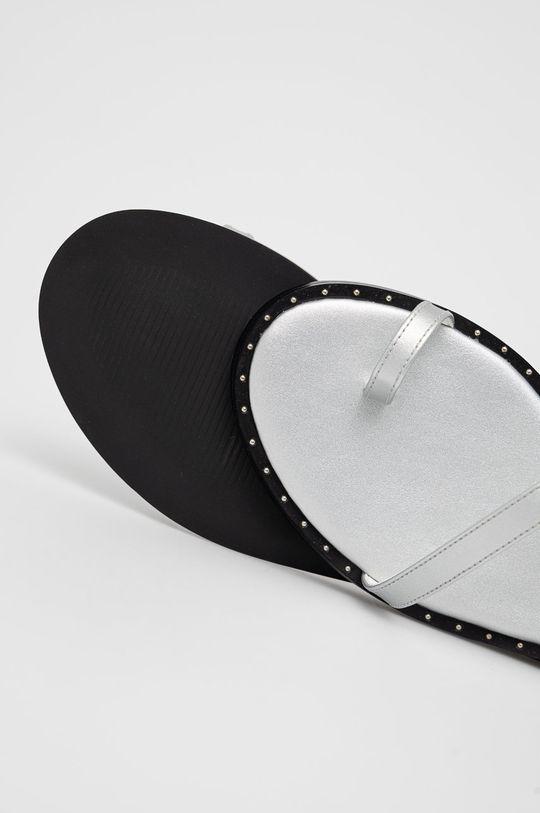 stříbrná Pepe Jeans - Sandály Hayes Bass